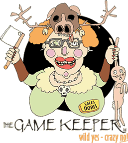 The Game Keeper logo